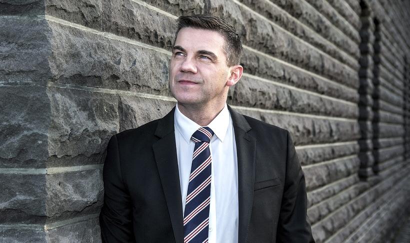 Elliði Vignisson, bæjarstjóri í Vestmannaeyjum.