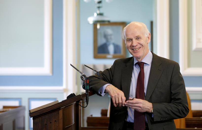 Helgi Bernódusson, skrifstofustjóri Alþingis.