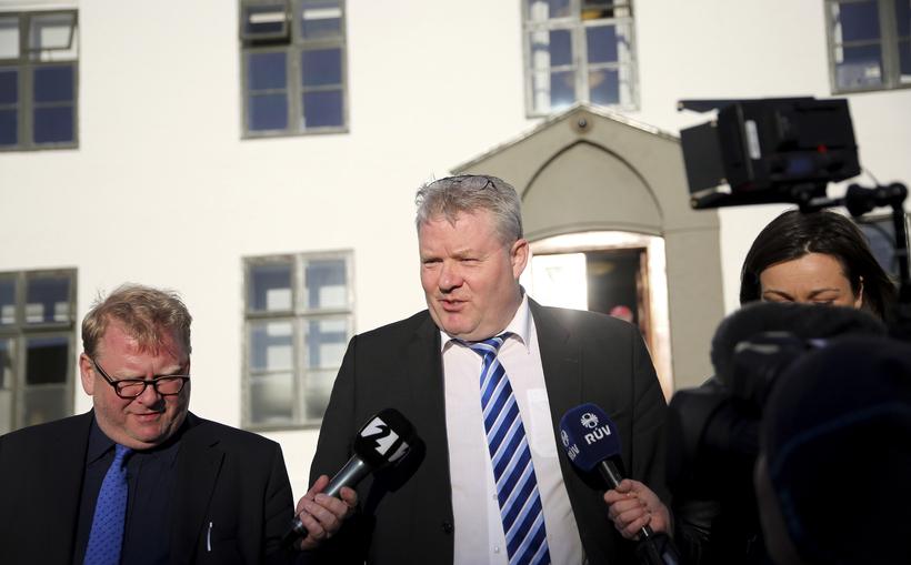 Sigurður Ingi Jóhannsson, landbúnaðar- og sjávarútvegsráðherra.