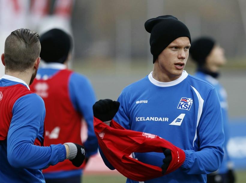 Hjörtur Hermannsson, leikmaður PSV.