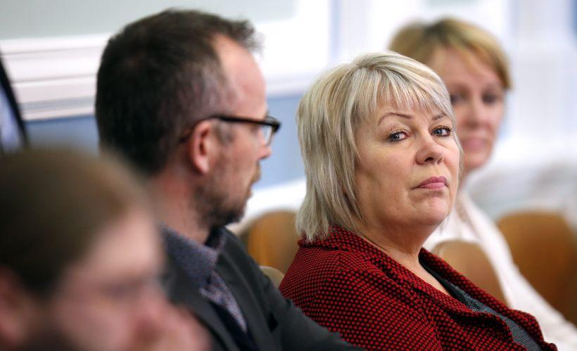 Lilja Rafney Magnúsdóttir, þingmaður VG.