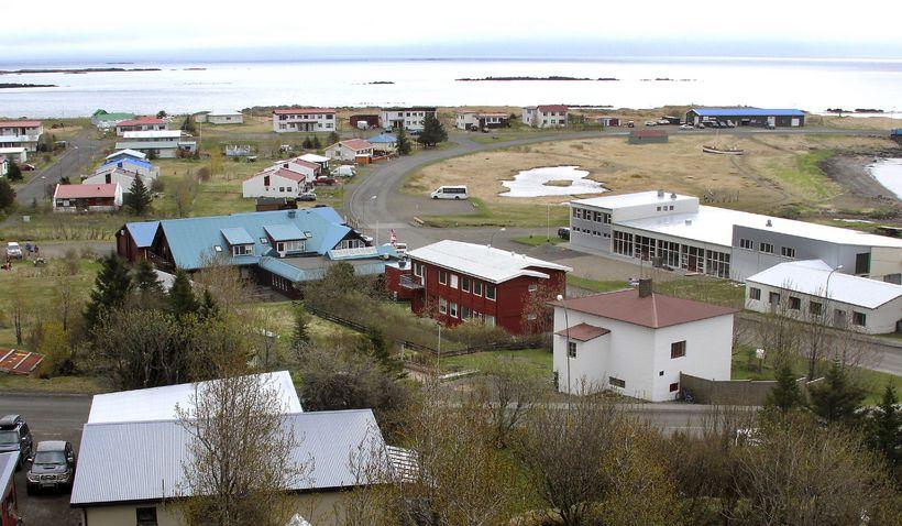 Frá Breiðdalsvík.