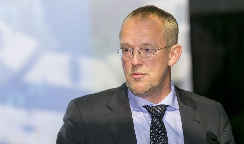 Páll Gunnar Pálsson er forstjóri Samkeppniseftirlitsins.