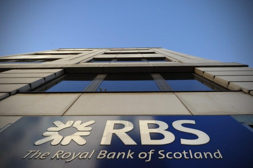 Royal Bank of Scotland telur horfurnar ekki góðar.
