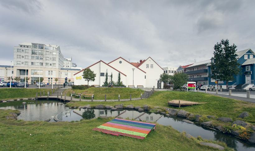 Hafnarfjörður, where Guðmundur was last seen back in 1974.