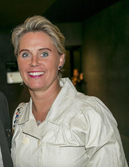 Ebba Margrét Magnúsdóttir, fæðingalæknir.