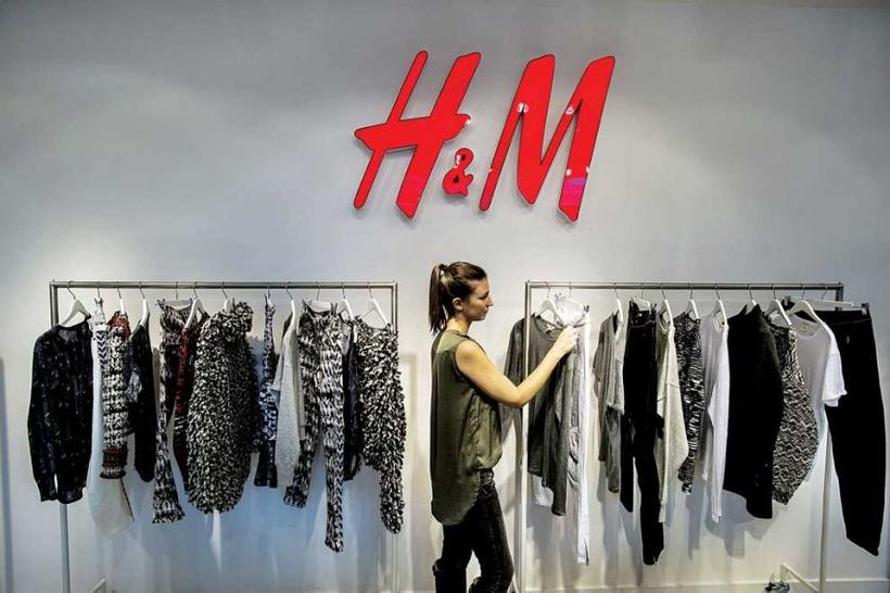 H&M er með góða umhverfisverndarstefnu hjá sér.