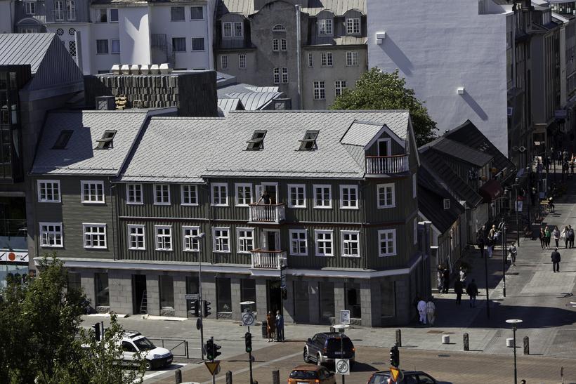 Nordic Store stendur við Lækjargötu en fyrirtækið rekur einnig nokkrar ...