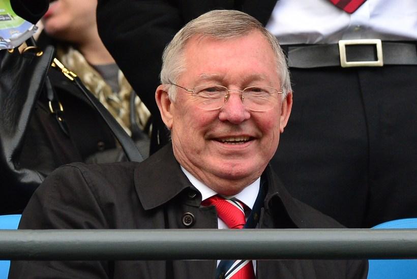 Sir Alex Ferguson snýr aftur.