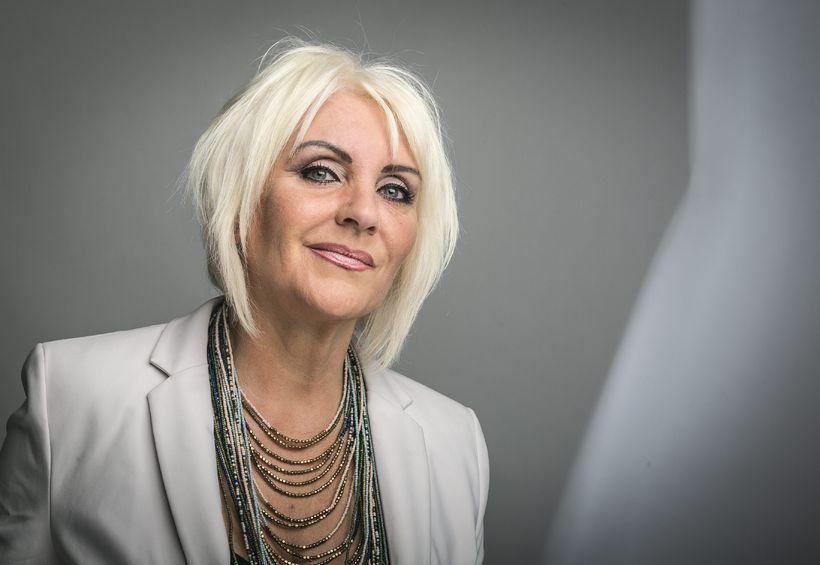 Linda Baldvinsdóttir.