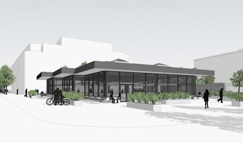 Former bus central Hlemmur will open as a food hall ...
