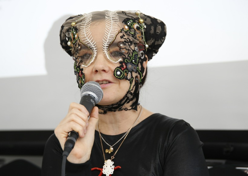 Björk says Iceland has a deadline and harshly criticizes the ...