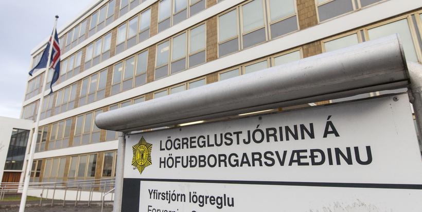 Lögreglan á höfuðborgarsvæðinu rannsakar málið.