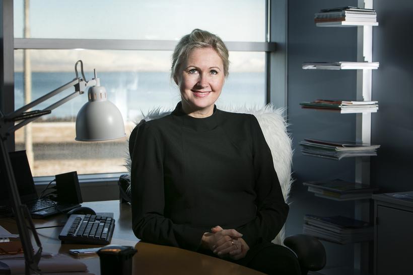 Helga Árnadóttir framkvæmdastjóri SAF, Samtaka ferðaþjónustunnar.