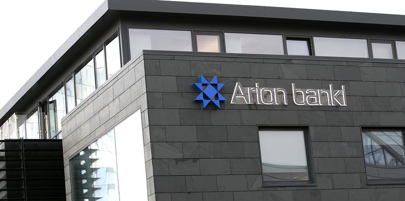 Málið snýst um kostnað vegna endurreisnar Arion banka, en 2,5 ...