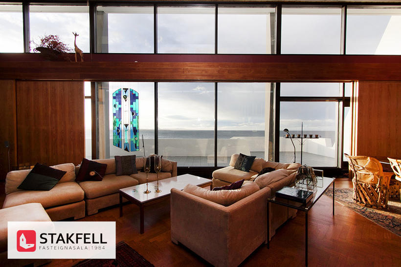 The incredible ocean view kjarval home for sale for The living room channel 10 studio audience