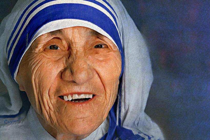 Móðir Teresa var ekki óumdeild.