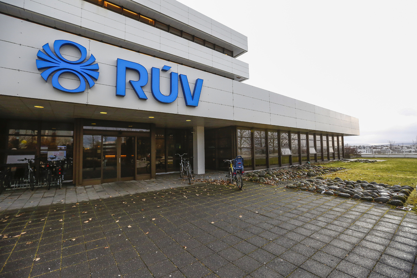Ingólfur segir RÚV vera með óhlutdrægi að leiðarljósi.