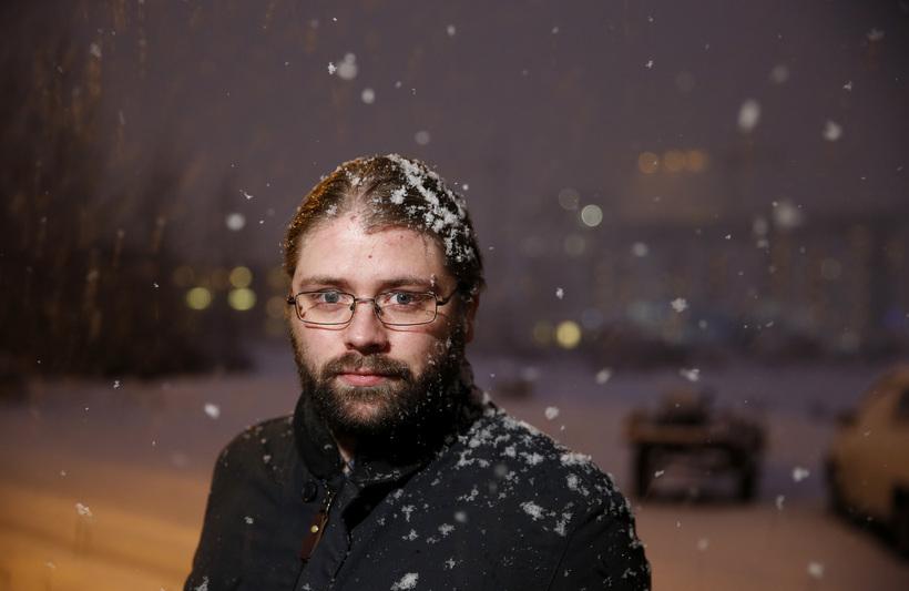 Helgi Hrafn Gunnarsson MP.