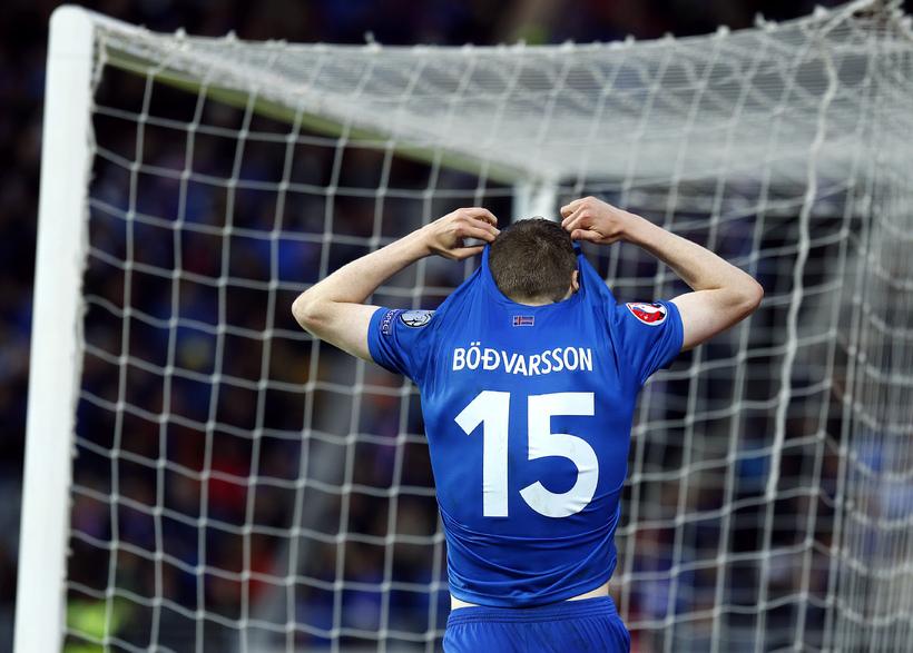 Jón Daði Böðvarsson er á meðal þeirra sem hafa sprungið ...