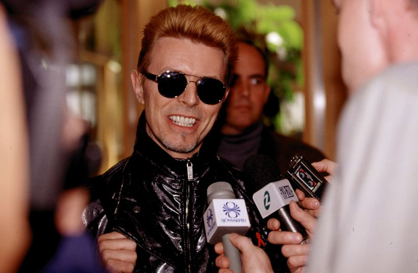 David Bowie árið 1996