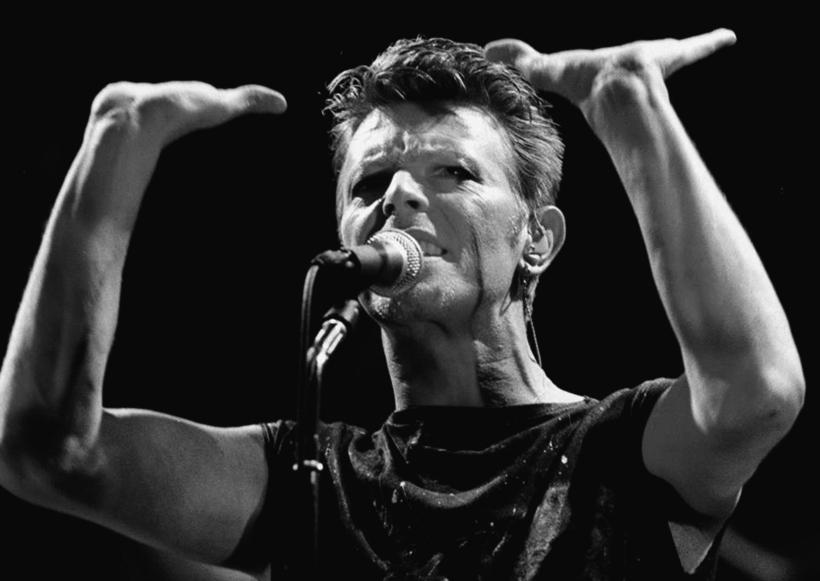 David Bowie árið 1983