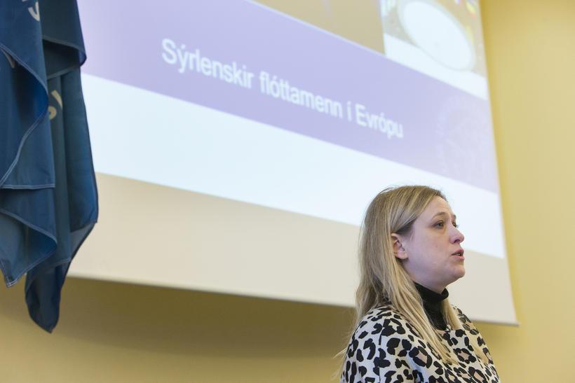 Eygló segir kerfið hafa byggt upp á sérskuldastefnu fyrir hrun, ...