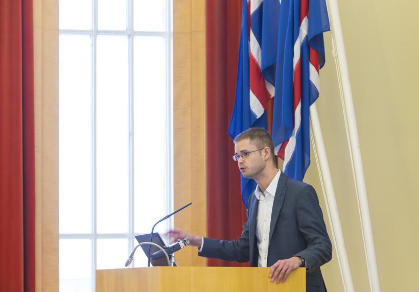 Martin Hartberg er sérfræðingur í málefnum Mið-Austurlanda hjá NRC