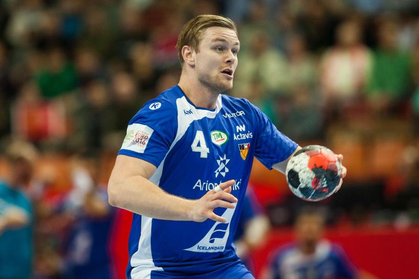 Aron Pálmarsson gæti verið á leið til Kiel á nýjan ...