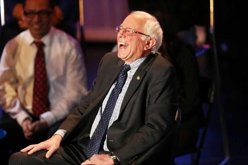 Verður Sanders næsti forseti Bandaríkjanna?