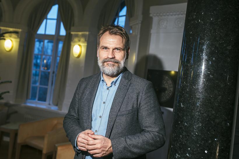 Árni Páll Árnason, formaður Samfylkingarinnar.