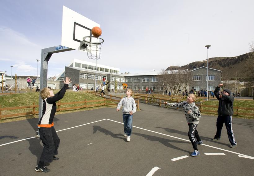 Grunnskólaárin eru ekki auðveld fyrir öll börn.