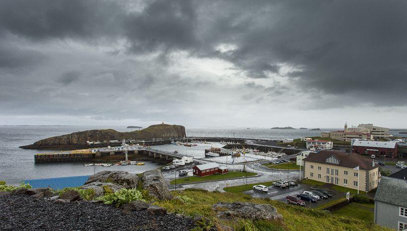 Ferðaþjónustunni hefur vaxið fiskur um hrygg í bæjarfélaginu á síðustu ...