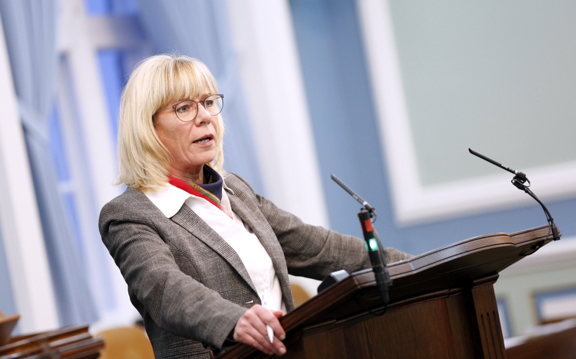 Vigdís Hauksdóttir