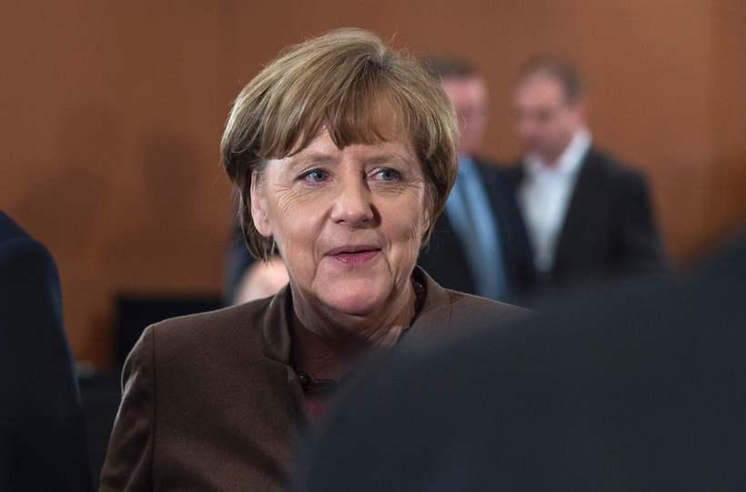 Angela Merkel hringdi í Dag Sigurðsson og óskaði honum til ...