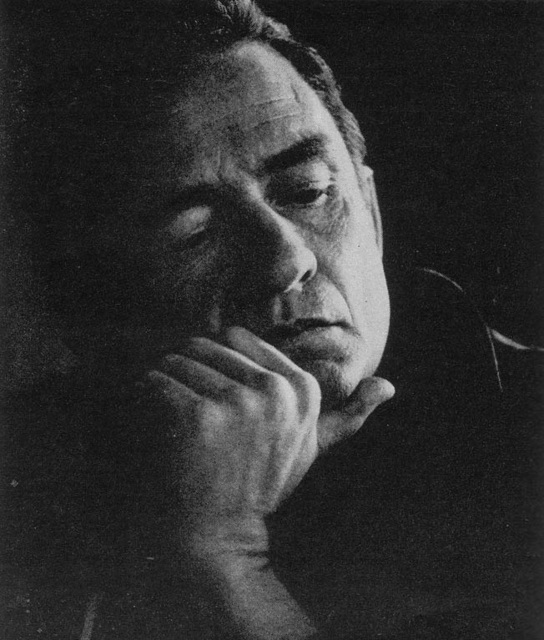 Johnny Cash árið 1969