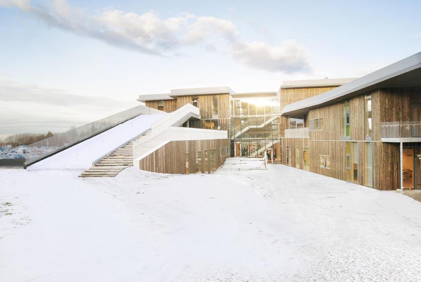 Framhaldsskóli Mosfellsbæjar tók til starfa á vorönn 2014.