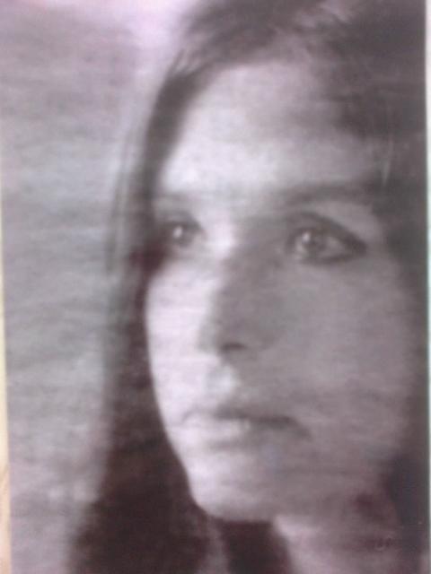 Svanhildur Mathiasdóttir, síðar Kjartansdóttir