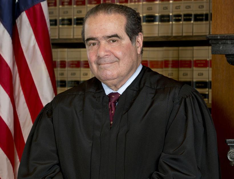 Antonin Scalia, hæstaréttardómari í Bandaríkjunum.