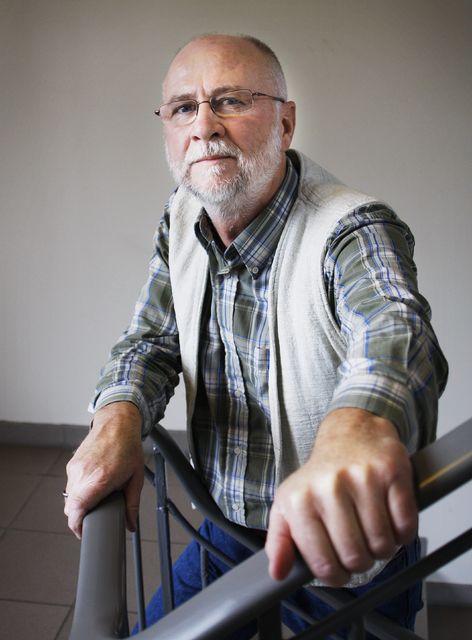 Þorlákur H. Helgason, framkvæmdastjóri Olweusaráætlunarinnar.