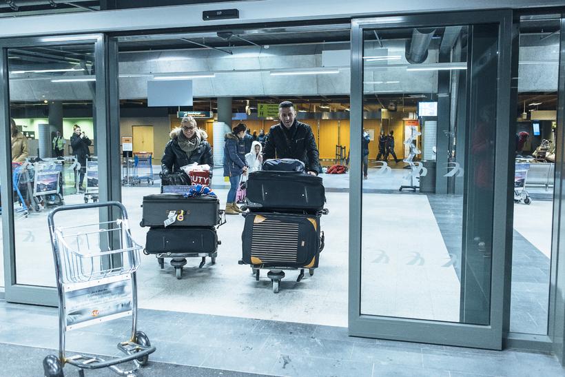 Flugfargjöld til útlanda hækkuðu um 11,6% og er sú hækkun ...