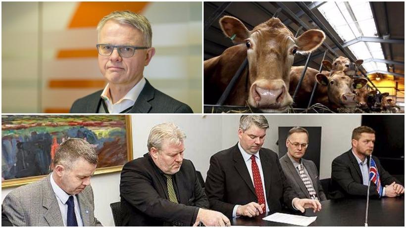 Andrés Magnússon, framkvæmdastjóri Samtaka verslunar og þjónustu, segir nýjan búvörusamning ...