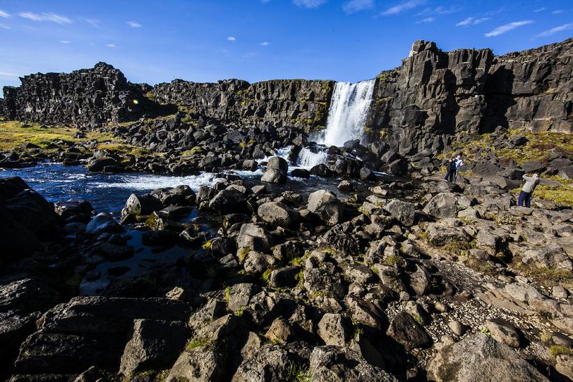 Þingvellir hafa gífurlegt aðdráttarafl fyrir innlenda sem erlenda ferðamenn. Þingvallanefnd ...