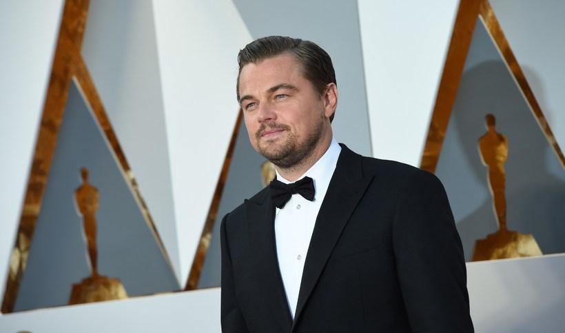 Leonardo DiCaprio er enn og aftur kominn á markaðinn.