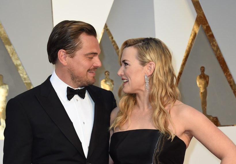 Kate og Leo kynntu undir drauma aðdáenda Titanic.