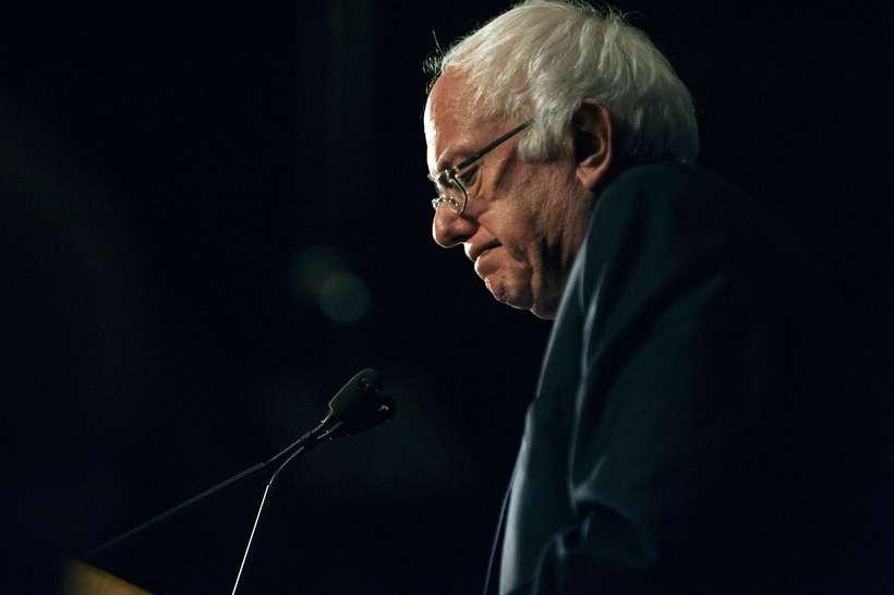 Sanders er talinn hafa sigrað í heimaríki sínu Vermont.