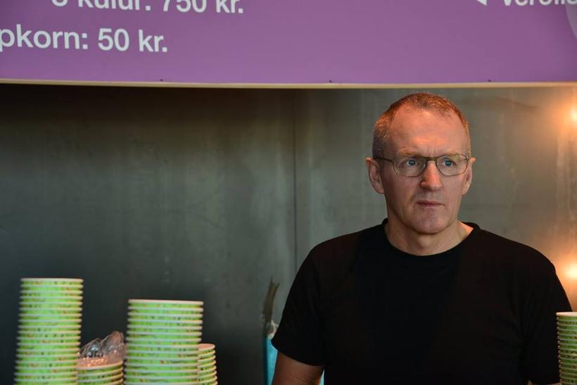 Einar Ólafsson er arkitekt og mikill ísáhugamaður.