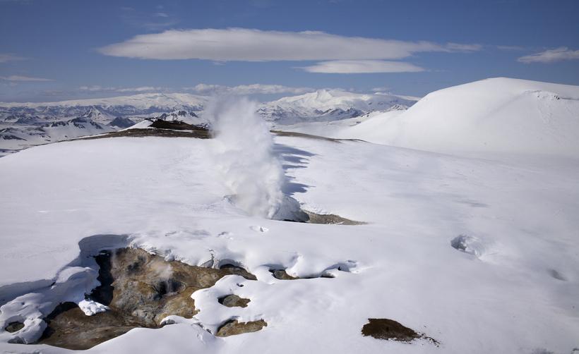 Landvernd vilja að vernd víðerna Íslands sé tryggð í stjórnarskrá