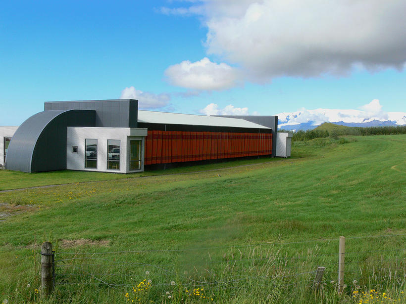 The Þórbergur Centre.
