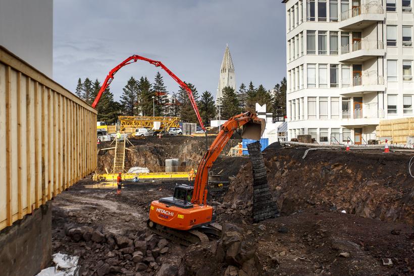 Hafin er bygging nýs sjúkrahótels við Hringbraut